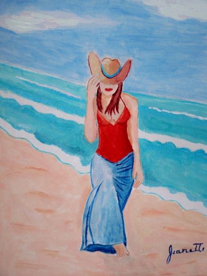 Debra Winger by Jeanette